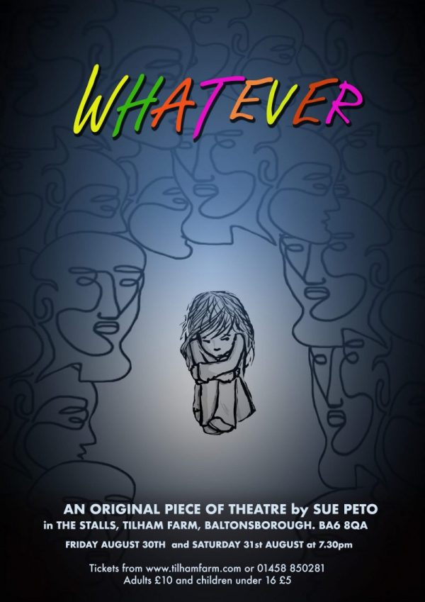 WHATEVER – an original piece of physical theatre August 30th & 31st